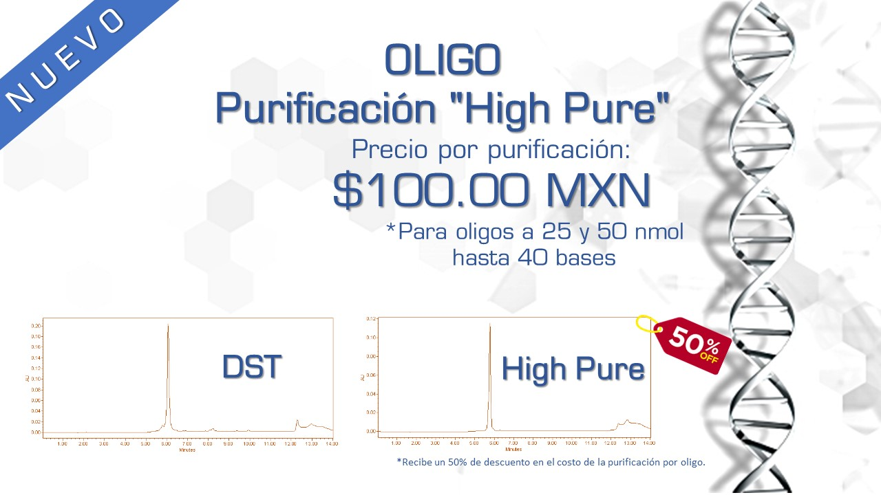 PURIFICACION 'HIGH PURE'